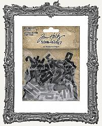 Tim Holtz - Idea-ology - Mini Marquee Letters
