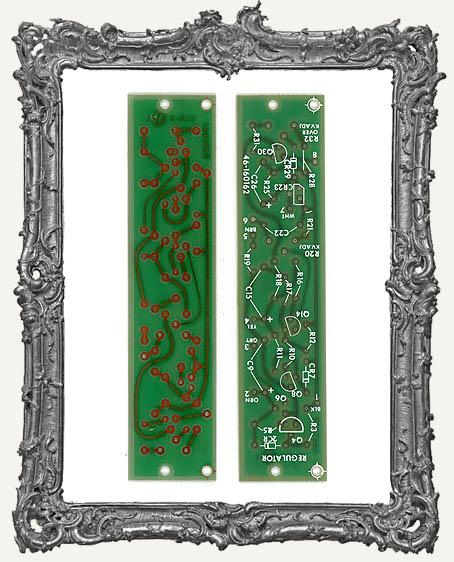 Medium Vintage Circuit Board - Regulator