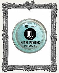 Ranger QuickCure Clay Pearl Powder - TURQUOISE