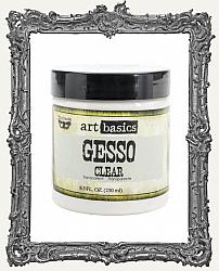 Finnabair - Art Basics - Heavy Gesso CLEAR 8.5 fl. oz.
