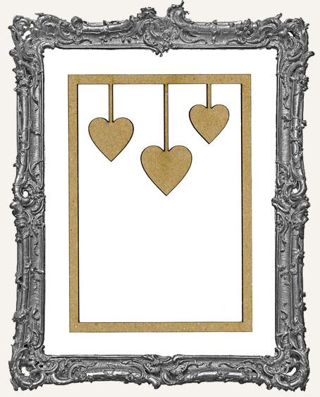 ATC Frame - Falling Hearts