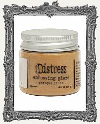 Tim Holtz Ranger Distress Embossing Glaze - Antique Linen