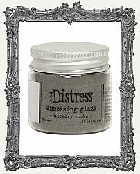 Tim Holtz Ranger Distress Embossing Glaze - Hickory Smoke
