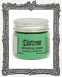 Tim Holtz Ranger Distress Embossing Glaze - Cracked Pistachio
