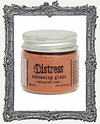 Tim Holtz Ranger Distress Embossing Glaze - Tattered Rose