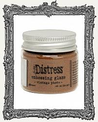 Tim Holtz Ranger Distress Embossing Glaze - Vintage Photo