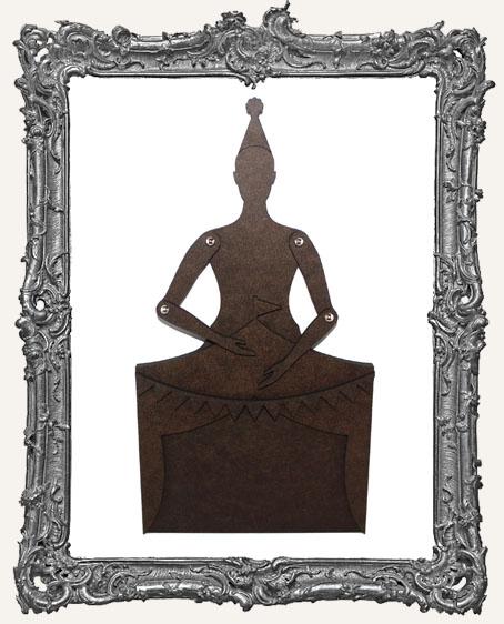 Articulated Circus Art Doll Shrine Kit - MEDIUM