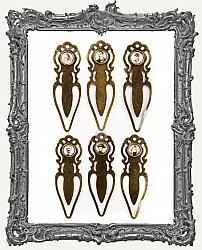 Finnabair - Art Daily Planner - Victorian Bookmarks