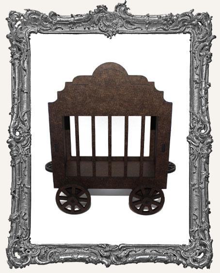 Rolling Circus Wagon Shrine Kit - Style 1