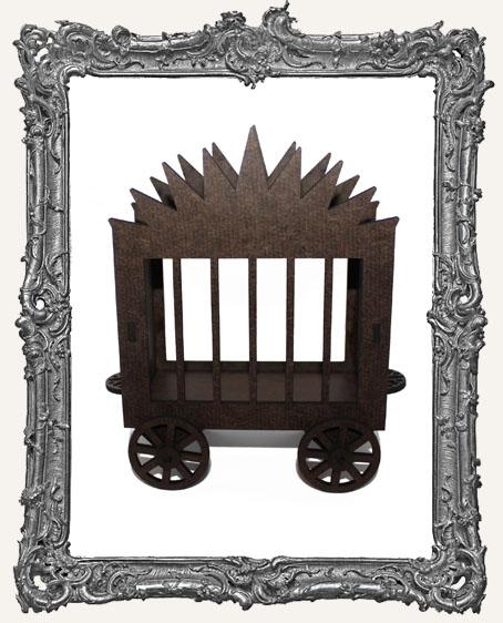 Rolling Circus Wagon Shrine Kit - Style 2