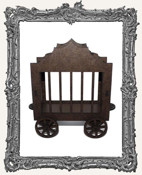 Rolling Circus Wagon Shrine Kit - Style 3