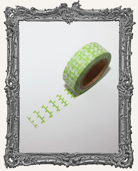 Washi Tape - Green Vines