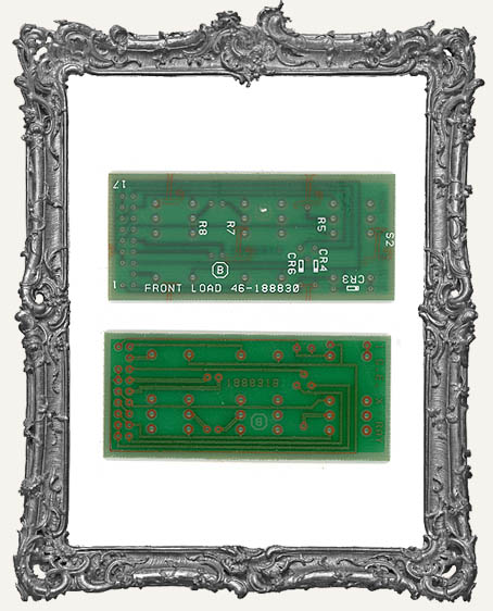 Small Vintage Circuit Board - Front Load