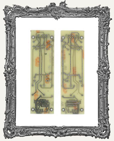Medium Vintage Circuit Board - Motor Driver