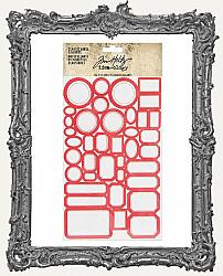 Tim Holtz - Idea-ology - Classic Label Stickers