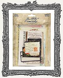 Tim Holtz - Idea-ology - Layers Remnants 33 per Pkg