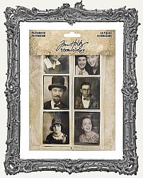 Tim Holtz - Idea-ology - Photobooth Vintage Photo Strips 40 per Pkg
