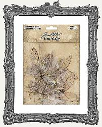 Tim Holtz - Idea-ology - Transparent Acetate Wings 72 per Pkg