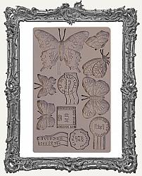Prima Art Decor Mould - Butterfly In Flight