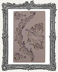 Prima Art Decor Mould - Divine Floral