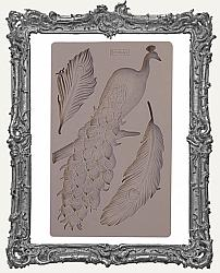 Prima Art Decor Mould - Regal Peacock