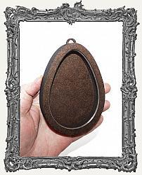 Shadow Box Shrine Kit - Egg Ornament Set