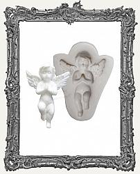 Small Grey Silicone Mold - Cupid
