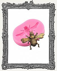 Small Pink Silicone Mold - Bumble Bee