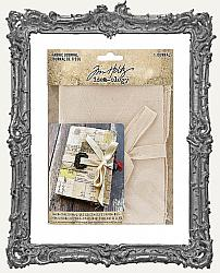 Tim Holtz - Idea-ology - Textiles Fabric Journal