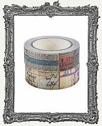 Tim Holtz - Idea-ology - Textiles Fabric Tape