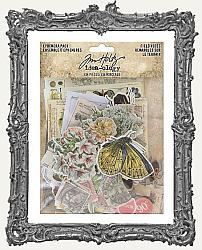Tim Holtz - Idea-ology - Field Notes Ephemera
