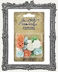 Tim Holtz - Idea-ology - Heirloom Florals