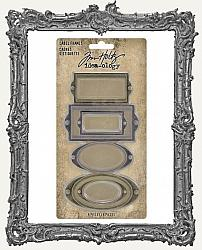 Tim Holtz - Idea-ology - Label Frames