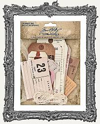 Tim Holtz - Idea-ology - Salvage Tags