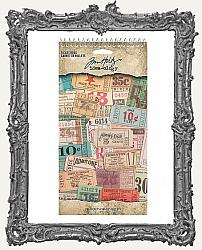 Tim Holtz - Idea-ology - Ticket Book