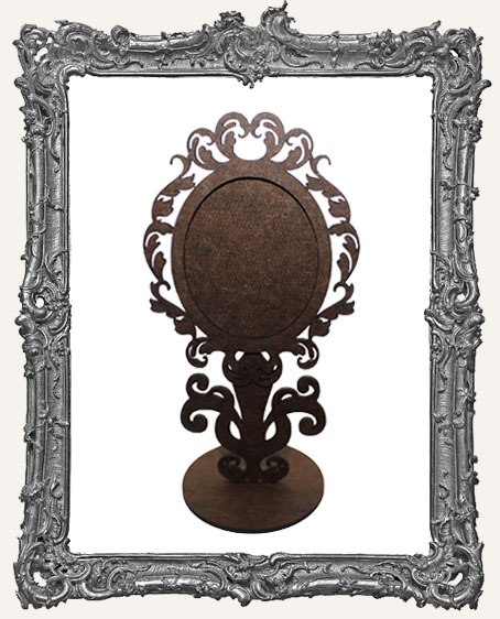 Ornate Victorian Frame Stand Up - Style 3