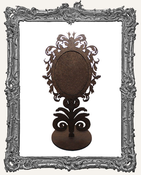 Ornate Victorian Frame Stand Up - Style 4
