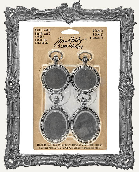 Tim Holtz Idea-ology Watch Cameos