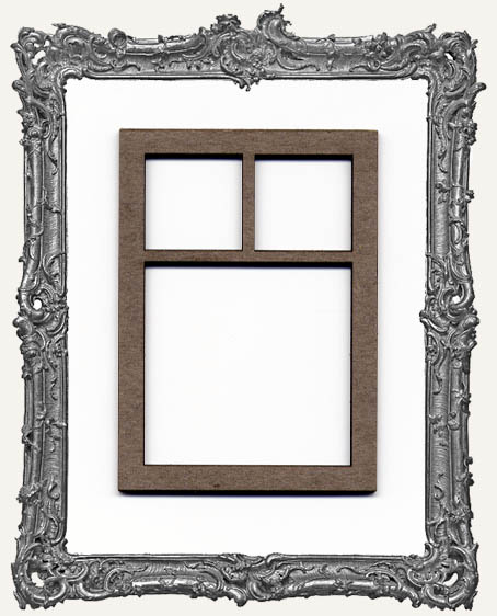 ATC Frame - 3 Pane Window