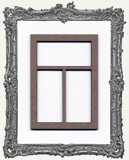 ATC Frame - 3 Pane Window Long
