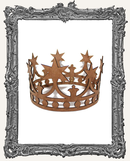 Regal Chipboard Santos Crown - Style 1