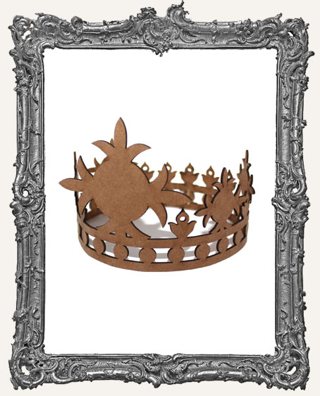 Regal Chipboard Santos Crown - Style 3