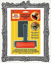 Plaid Mod Podge Tools Brayer and Squeegee Set