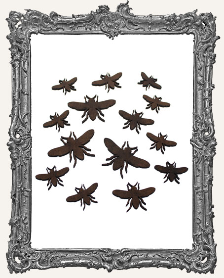 Bee Cut-Outs - 14 Pieces