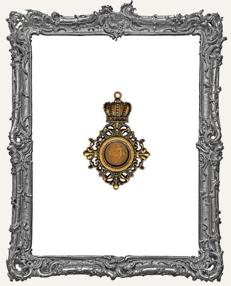 A Gilded Life Bronze or Silver - Royal Medallion