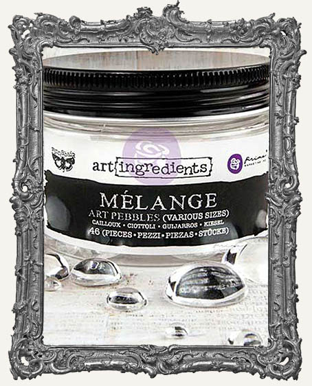 Finnabair - Art Ingredients - Melange Art Pebbles
