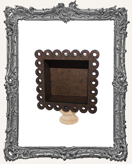 Mini Ornate Framed Shrine Kit - Style 4