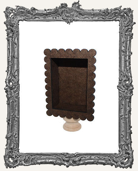 Mini Ornate Framed Shrine Kit - Style 1