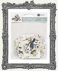 Prima Marketing - Nature Lover Cardstock Ephemera 38 Pieces