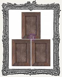 Prima Marketing Nature Lover Wood Frames - 3 Pack